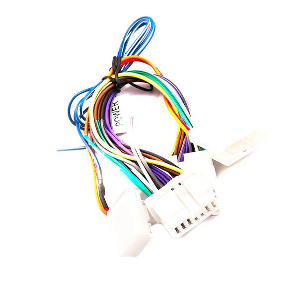 plug n play wiring harness for hi/low converter renault duster